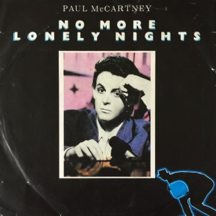 "Paul McCartney ‎- No More Lonely Nights (7"") (VG/G)"